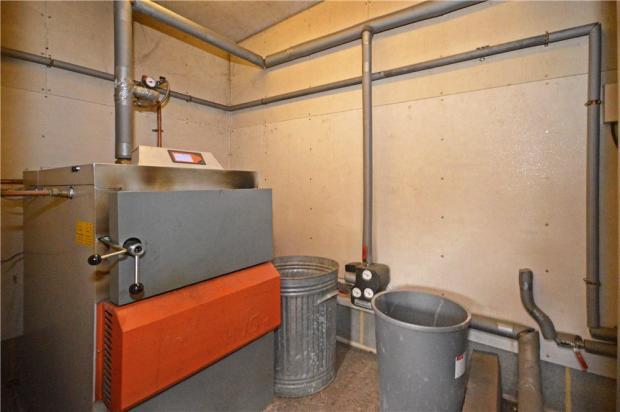 Biomass Log Burner