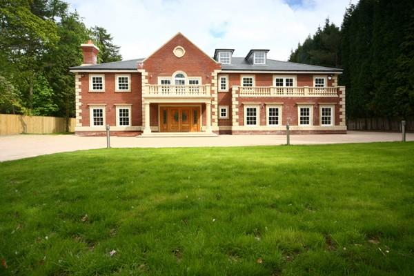 5 bedroom detached house for sale in western way darras