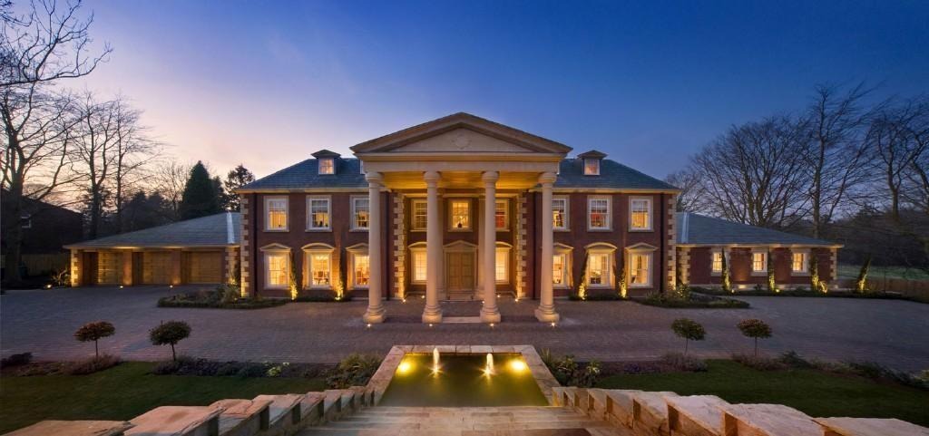 7 bedroom detached house for sale in runnymede mansion 66 for Mansion houses for sale in london