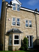 Town House in Park View, Alnwick, NE66