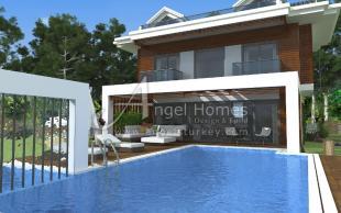 4 bedroom new development in Ovacik, Fethiye, Mugla