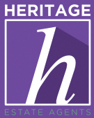 Heritage Estate Agents , Weston Super Mare branch logo
