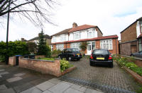 semi detached home to rent in Village Road, Enfield...