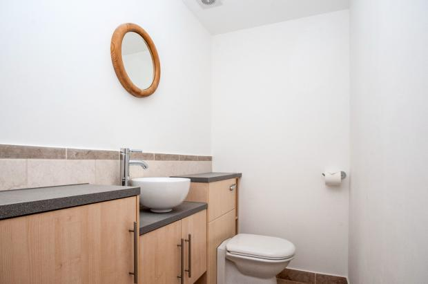 WC/ Cloakroom