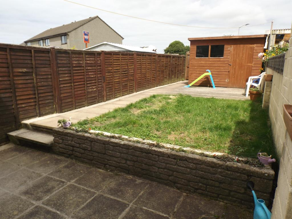 2 Bedroom Terraced House For Sale In Killiersfield Pool Redruth Cornwall Tr15