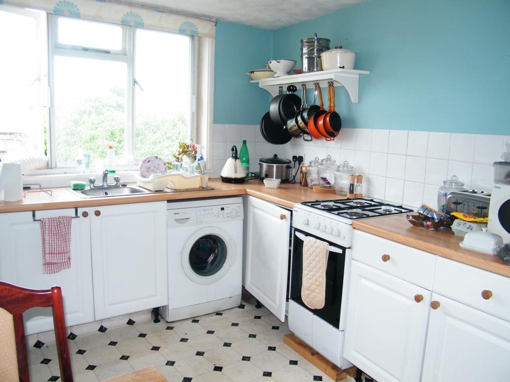Flat Three Kitchen