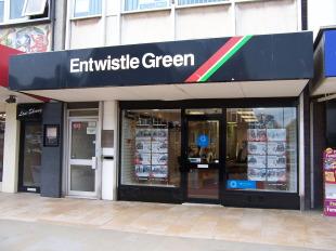 Entwistle Green, St. Annesbranch details