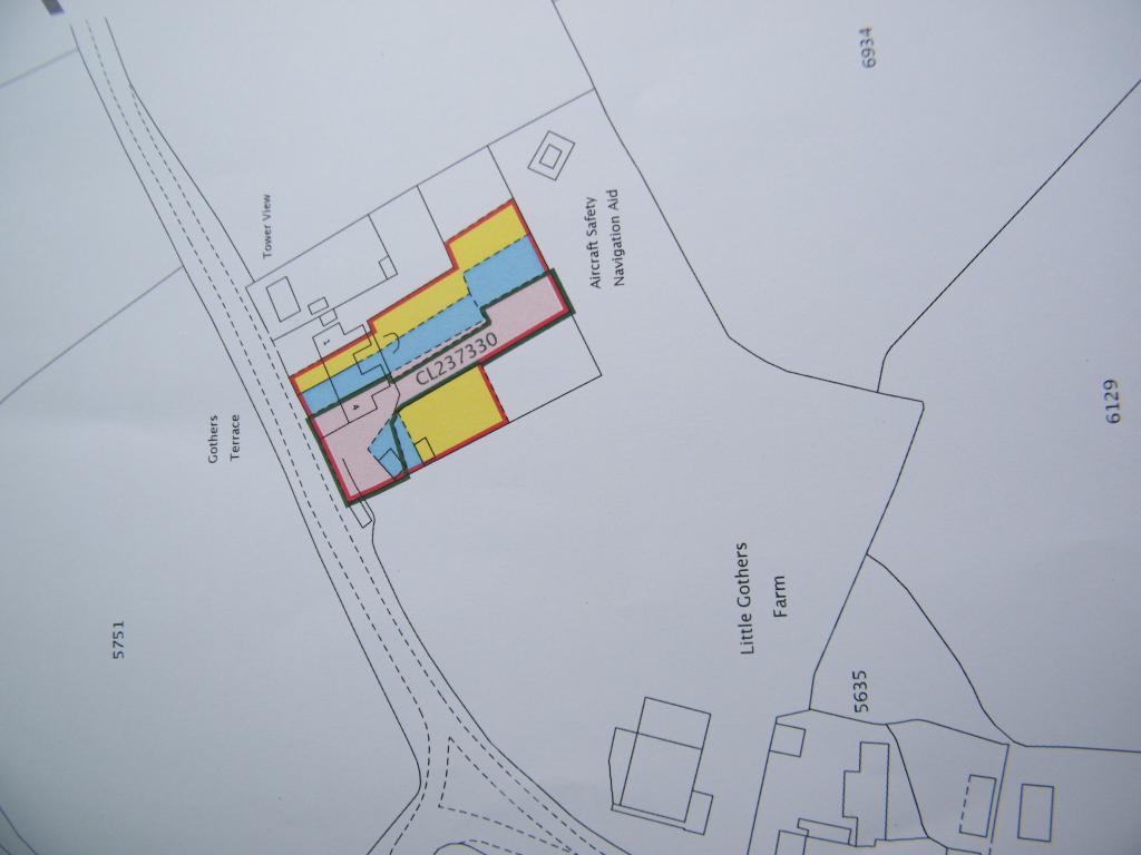 Land Plan (Yellow Ou