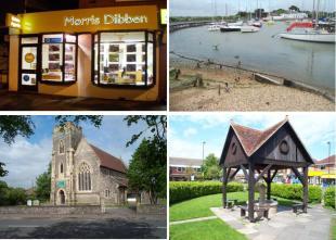 Morris Dibben, Stubbingtonbranch details