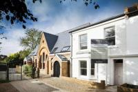 4 bed new property for sale in Park Street, Teddington...