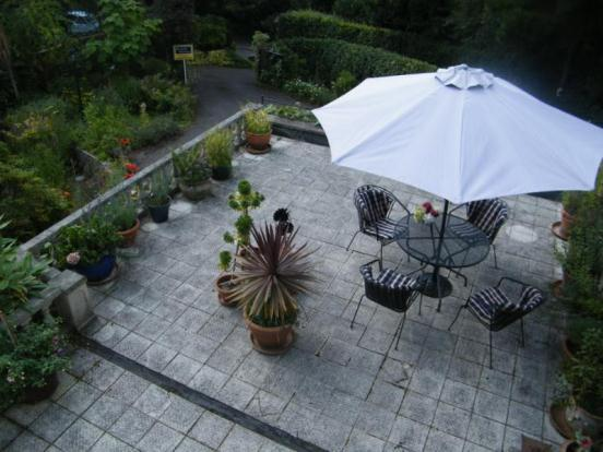 Patio Area