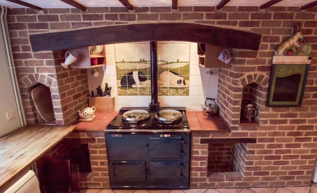 Kitchen Aga