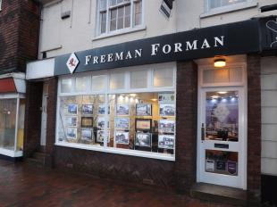 Freeman Forman, Tonbridgebranch details