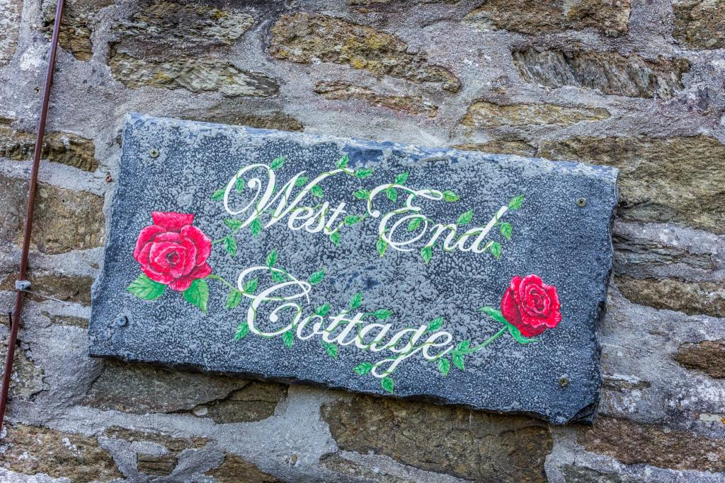 Cottage Name Plate