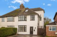 3 bed semi detached property in All Saints Road, Warwick...