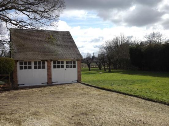 detached garage ideas uk - 3 bedroom barn conversion for sale in Stoney Lane Little