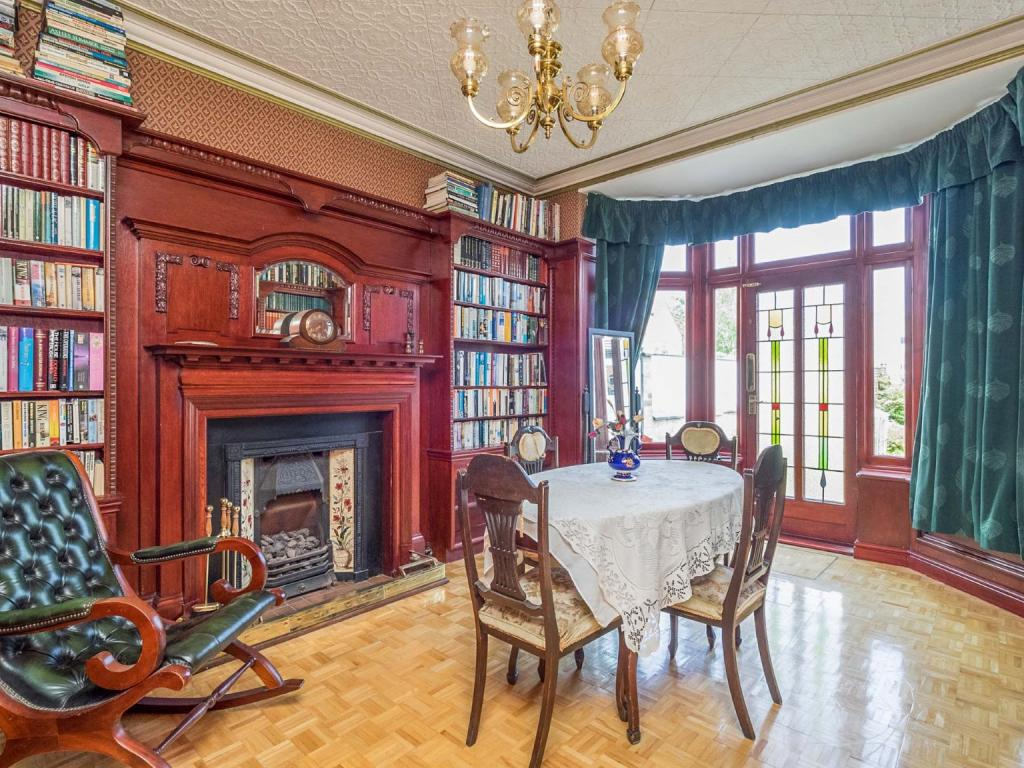 Dining Room/ Library