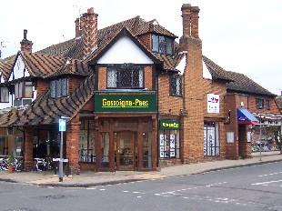 Contact Gascoigne Pees Estate Agents In West Byfleet