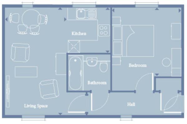 Floorplan - F
