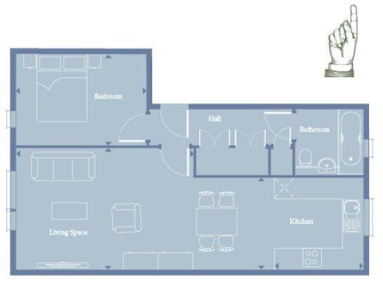 Floorplan - E