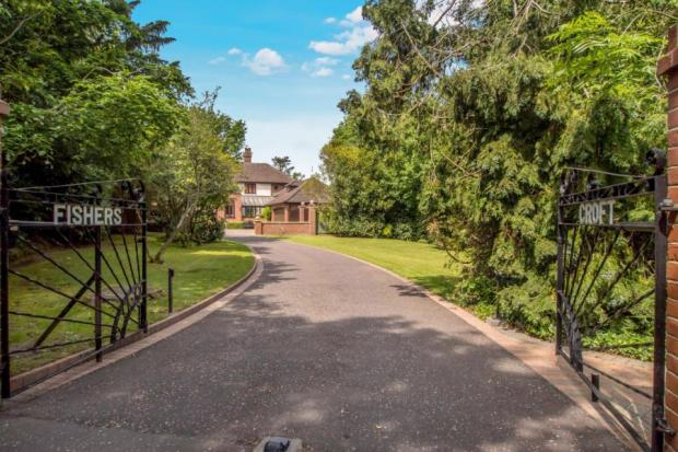 Driveway To Front