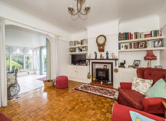 new sitting room