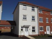 4 bed new home for sale in Snowdrop Street...