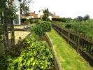Stream at rear of garden