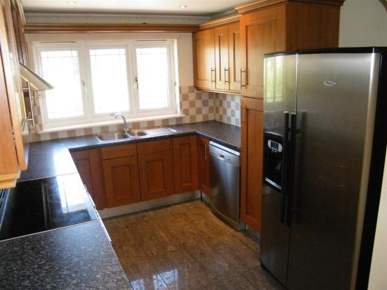 Large, Fitted Kitchen