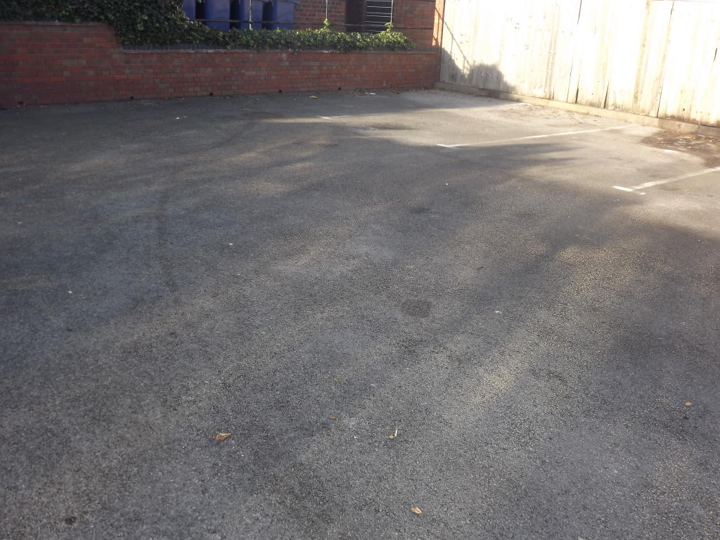 Car park to rear