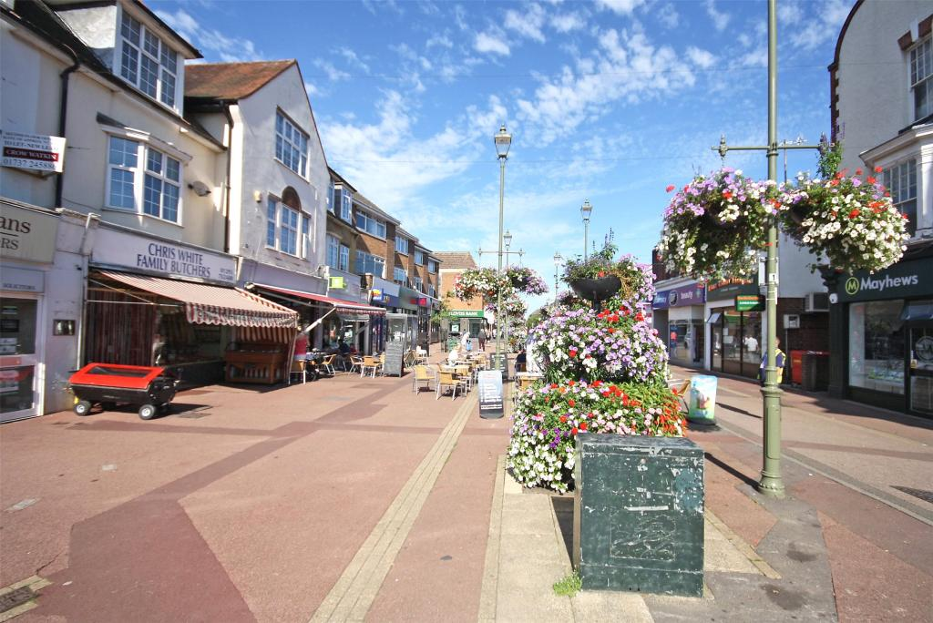 Horley Town Centre