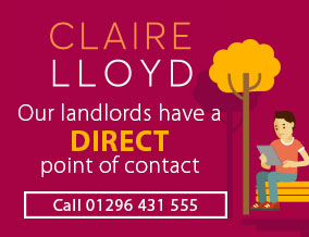 Get brand editions for Claire Lloyd Properties, Aylesbury