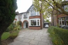semi detached home for sale in Darley Avenue, Didsbury...