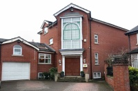 Detached property in Meridian Place, Didsbury...