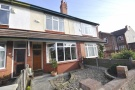 Terraced house in Catterick Road, Didsbury...