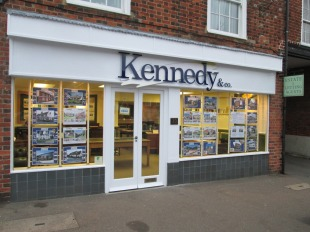 Kennedy & Co Sales and Lettings, Pottonbranch details