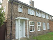 semi detached house in Moyne Place, Park Royal
