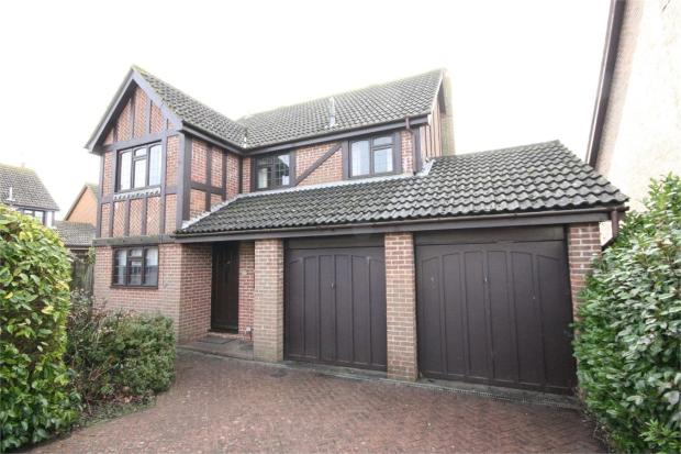 4 Bedroom Detached House For Sale In Oakfield Way Little