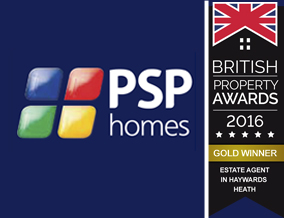 Get brand editions for PSP Homes, Haywards Heath