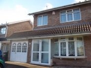Denmore Gardens semi detached house to rent