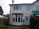 Mount Road semi detached house to rent