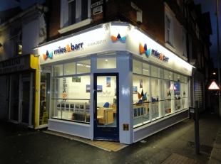 Miles & Barr, Dover - Salesbranch details