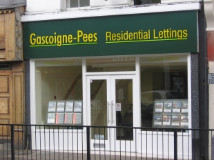 Gascoigne-Pees Lettings, Farnham branch details