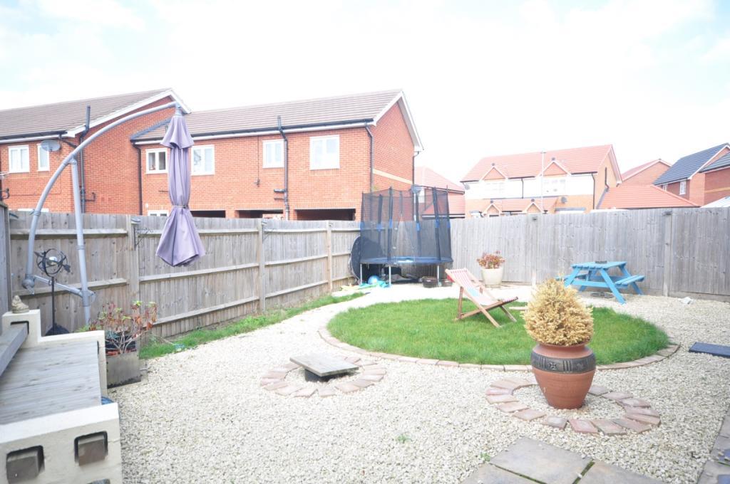 larch end garden