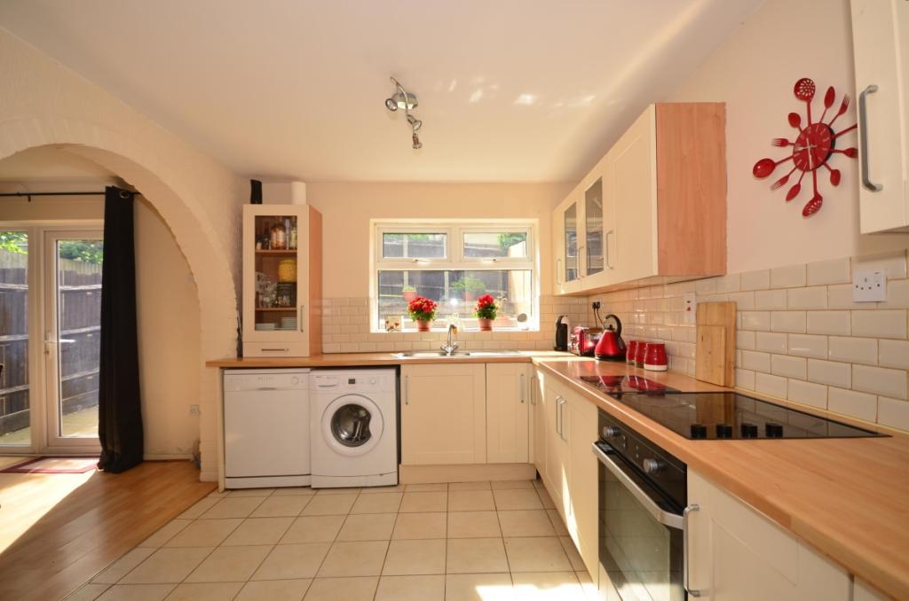 spitfire kitchen