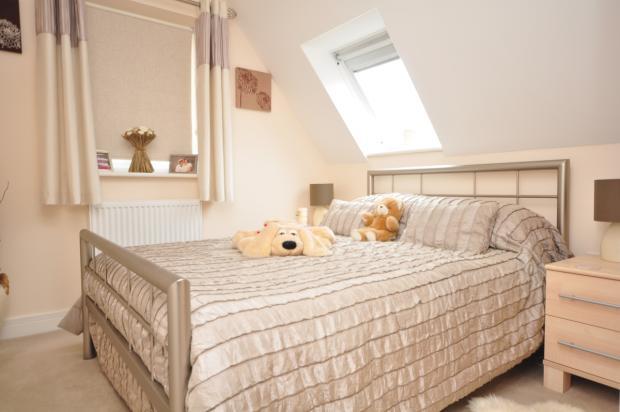 hillside bedroom 2