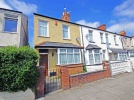 Terraced house in Clive Road, Canton...