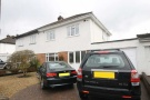 4 bed semi detached property in Rookwood Close, Llandaff...