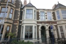 4 bed Terraced house for sale in Sneyd Street, Pontcanna...