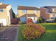 2 bed semi detached house in Edward Clarke Close...